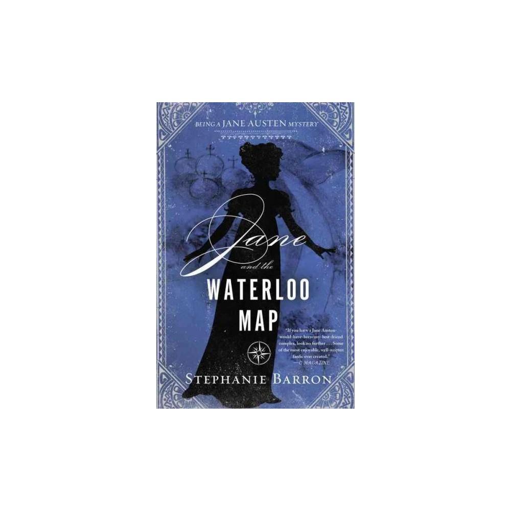 Jane and the Waterloo Map (Hardcover) (Stephanie Barron)