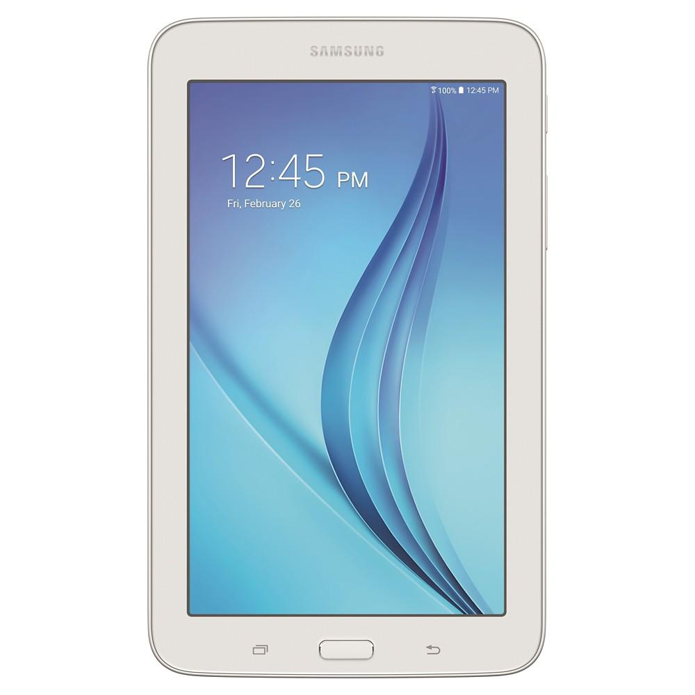 Samsung Galaxy Tab E Lite 7 8GB White - SM-T113NYKAXAR