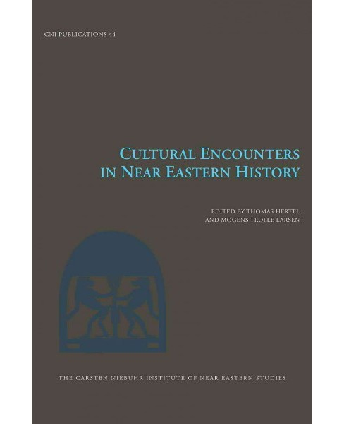 Cultural Encounters in Near Eastern History -  (Hardcover) - image 1 of 1