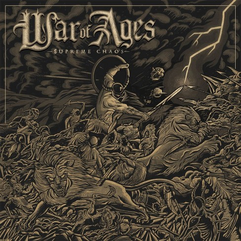 War of ages - Supreme chaos (CD) - image 1 of 1