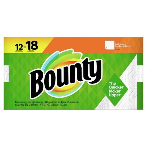 Bounty Full Sheet Paper Towels - image 1 of 4