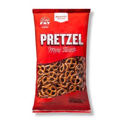 Pretzels: Market Pantry Mini Pretzel Twists