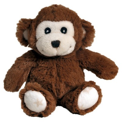 Cloud B Plush Monkey Rattle