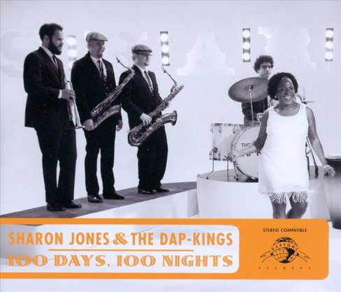 Sharon Jones & the Dap-Kings - 100 Days, 100 Nights (CD) - image 1 of 5