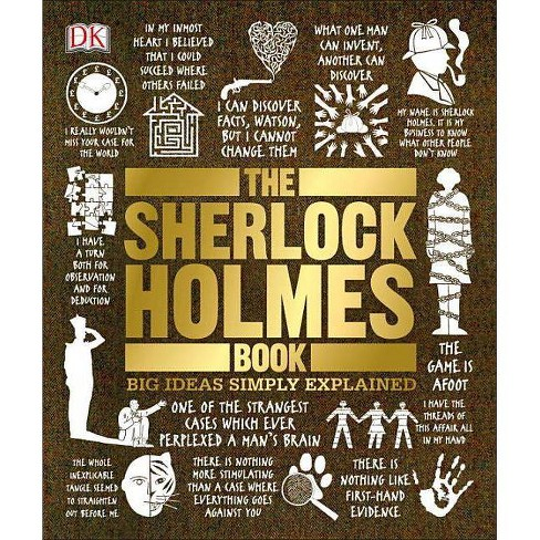 The Sherlock Holmes Book - (Big Ideas Simply Explained) (Hardcover) - image 1 of 1