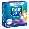Fresh Step Multi-Cat Scented Litter with the Power of Febreze Clumping Cat Litter - 25lb - image 4 of 4