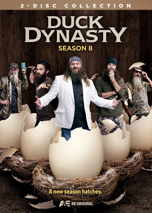 Duck Dynasty: Season 8 (2 Discs) (dvd_video) - image 1 of 1