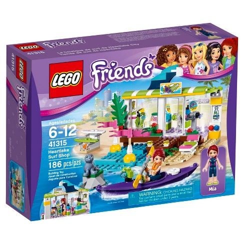 LEGO® Friends Heartlake Surf Shop 41315 - image 1 of 10
