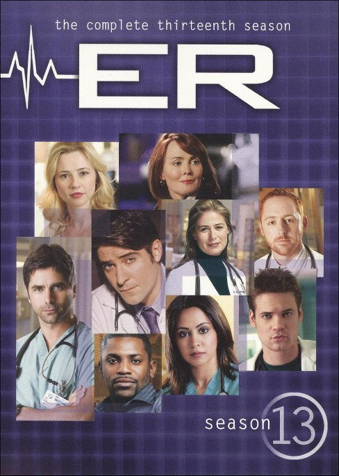 ER: The Complete Thirteenth Season [6 Discs] - image 1 of 1