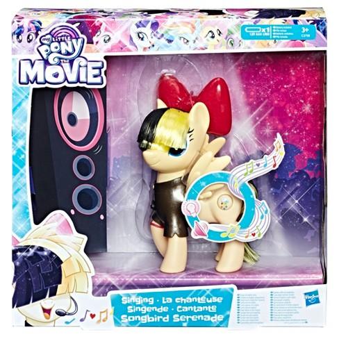 my little pony the movie singing songbird serenade target