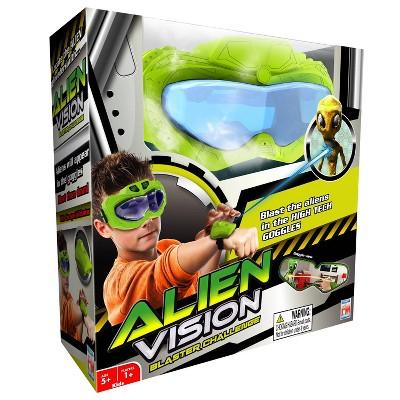 Alien Vision Game