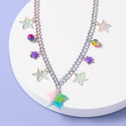 Girls' Star Dangle Necklace - More Than Magic™