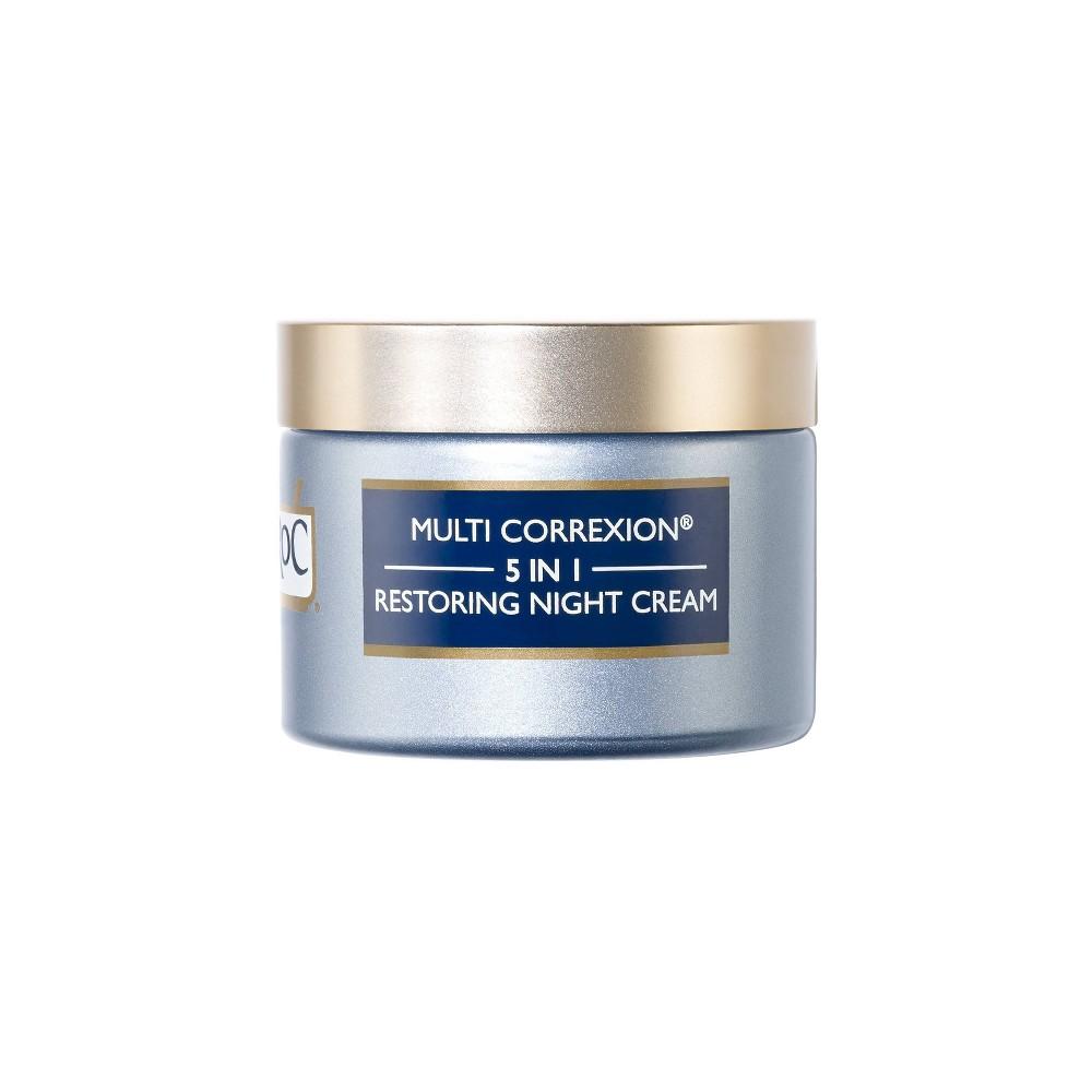 Image of Unscented RoC Multi Correxion 5 in 1 Anti-Aging Facial Night Cream - 1.7oz