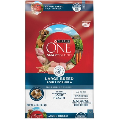 Dog Food: Purina ONE Large Breed Adult