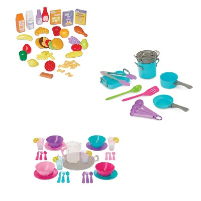 Perfectly Cute Cooking in the Kitchen 91pc Deluxe Value Pack