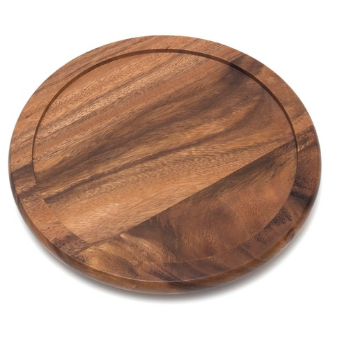 "Lipper International® Acacia Lazy Susan 10"" - image 1 of 2"