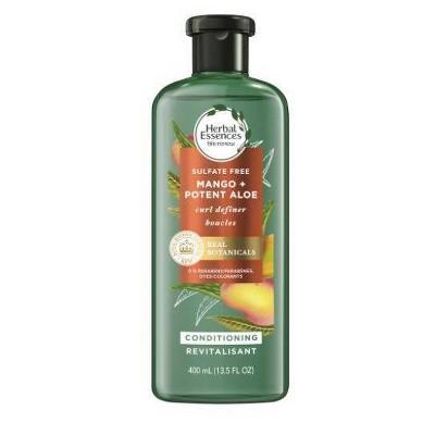 Herbal Essences bio:renew Mango + Potent Aloe Conditioner for Curly Hair - 13.5oz