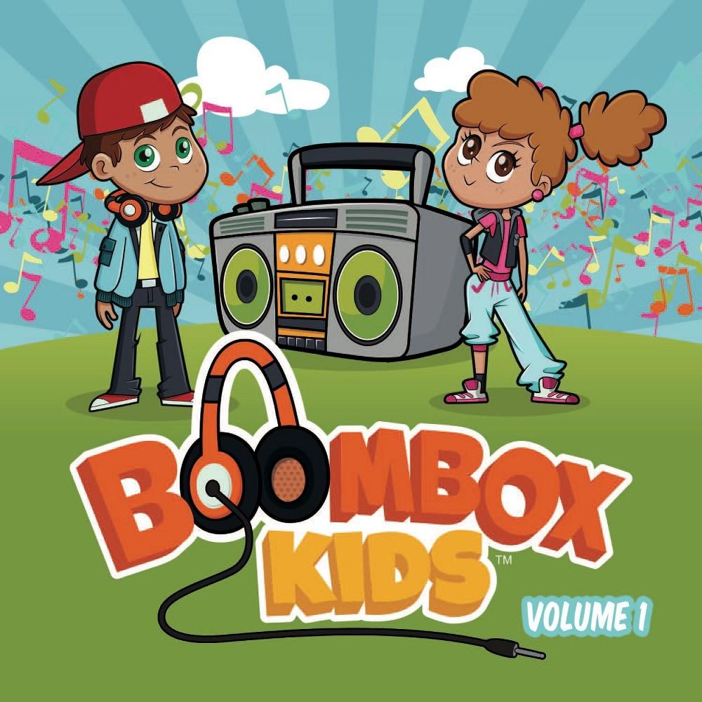 Boombox Kids - Boombox Kids Volume 1 (CD)