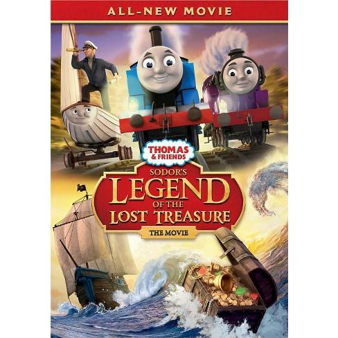Thomas & Friends: Sodor's Legend of the Lost Treasure - image 1 of 1