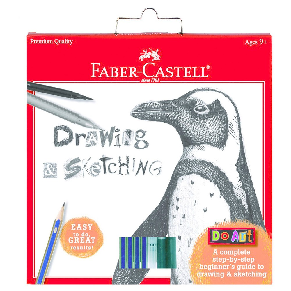 Faber-Castell Drawing & Sketching Kit