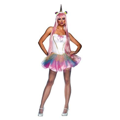 3d13ea23137 Women s Fantasy Unicorn Costume - Medium Large   Target