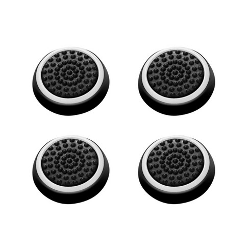 Insten 4-piece Silicone Thumbstick Grips Caps Analog for Xbox PlayStation PS4 Controller - image 1 of 3
