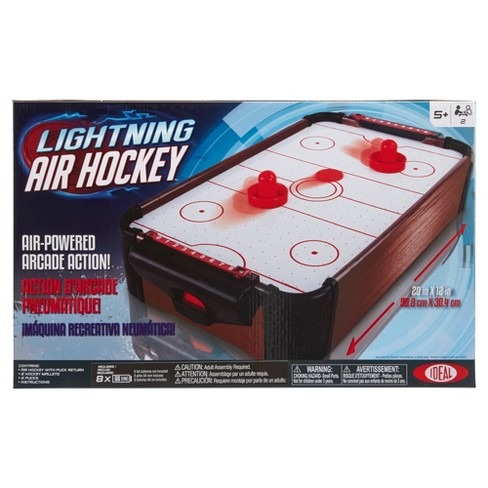 Ideals Lightning Air Hockey Portable Game - image 1 of 7