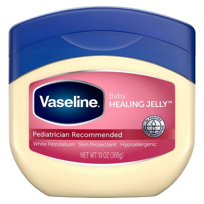 Vaseline 100% Pure Petroleum Jelly Baby - 13oz