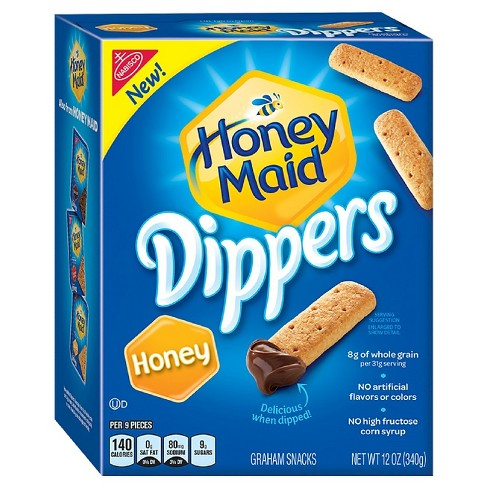 Honey Maid Dippers Graham Crackers - 12oz - image 1 of 1