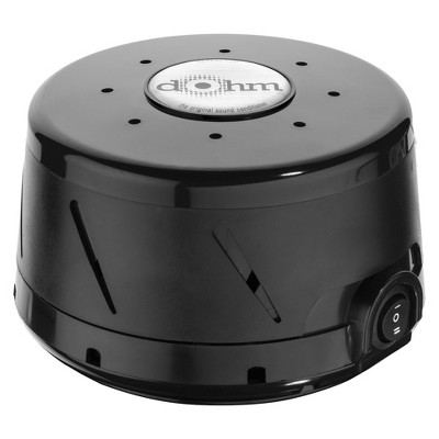 Dohm by Marpac Natural White Noise Sound Machine - Black