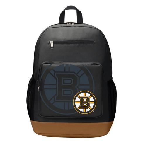 NHL Boston Bruins PlayMaker Backpack - image 1 of 1