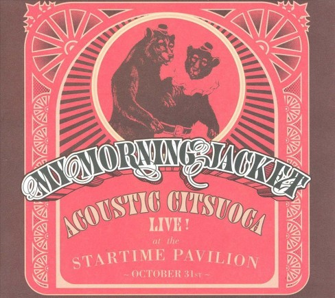 My morning jacket - Acoustic citsuoca (CD) - image 1 of 1