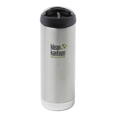 Klean Kanteen 16oz Stainless Steel Portable Drinkware Stainless Steel