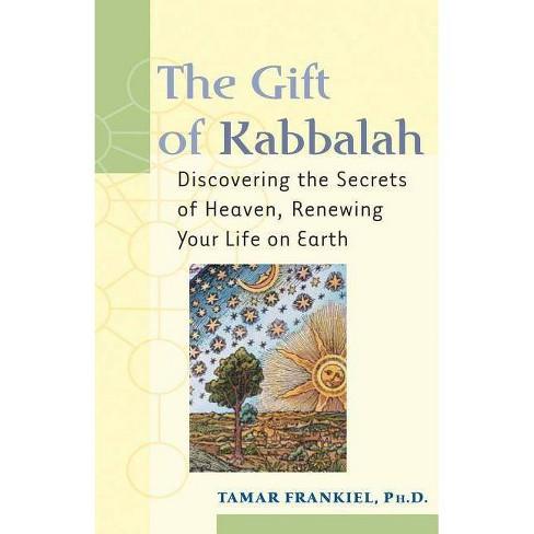 The Gift of Kabbalah - by  Tamar Frankiel (Paperback) - image 1 of 1