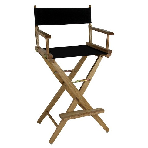Extra Wide Directors Chair Natural Frame - Casual Home - image 1 of 1