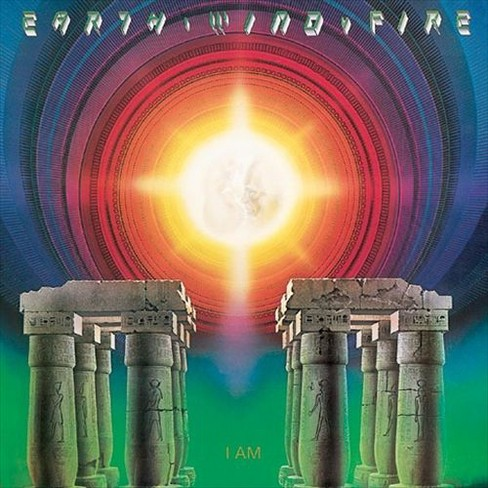 Wind & fire earth - I am (Vinyl) - image 1 of 1