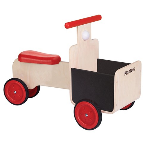 PlanToys Delivery Bike - image 1 of 1