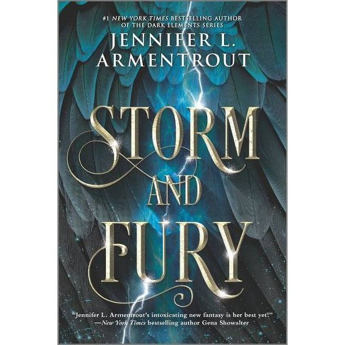 Storm And Fury - (Harbinger Series, 1) By Jennifer L Armentrout ...