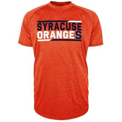 NCAA Syracuse Orange Men's Short Sleeve Performance T-Shirt