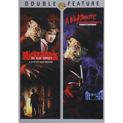 A Nightmare on Elm Street 1 & 2 (DVD)(2015)