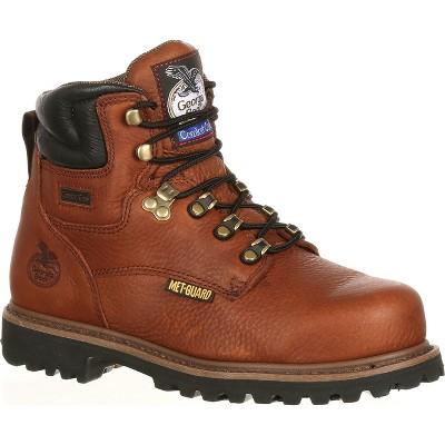 Men's Georgia Boot Hammer Internal Metatarsal Steel Toe Work Boot