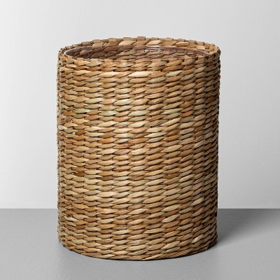 Seagrass Woven Wastebasket - Hearth & Hand™ with Magnolia