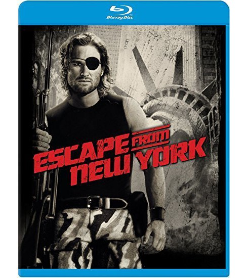 Escape from New York (Blu-ray) - image 1 of 1