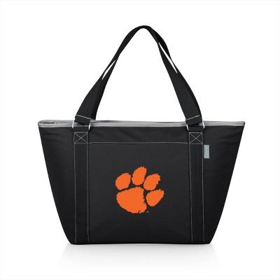 NCAA Clemson Tigers Topanga Cooler Tote Bag - Black