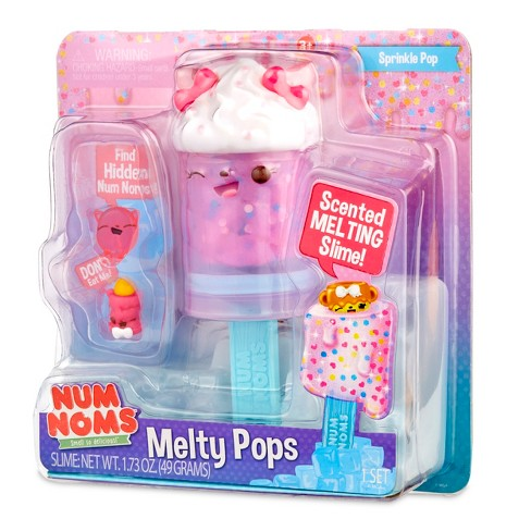 Num Noms Snackables Melty Pops Sprinkle Pop Scented Target