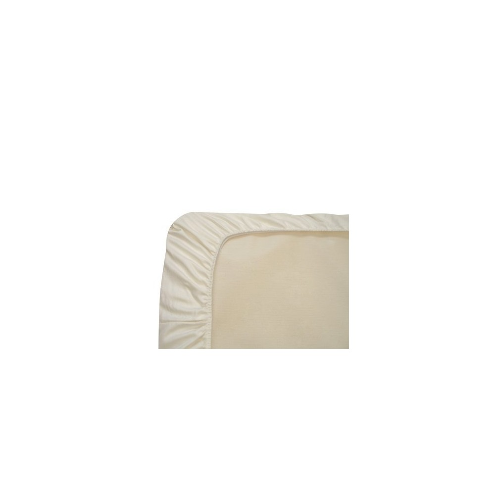 Image of Naturepedic Organic Cotton Fitted Bassinet Sheet