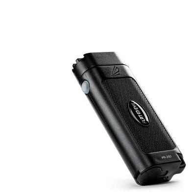 FLATEYE FR-250 LED Rechargeable Mini Flashlight - Black