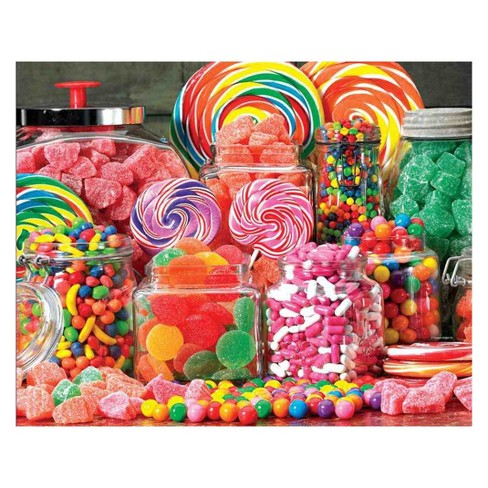 Springbok Candy Galore Puzzle 1000pc - image 1 of 3