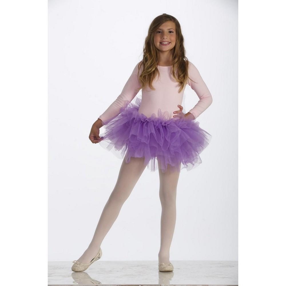 Girls' Tutu Halloween Costume Purple