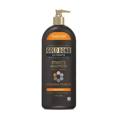 Gold Bond Ultimate Mens Everyday Lotion - 21oz